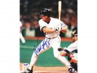 Wade Boggs Autographed 8x10 Photo Rays PSA/DNA #Q93270