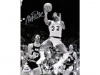 Magic Johnson Autographed 8x10 Photo Los Angeles Lakers PSA/DNA Stock #32277