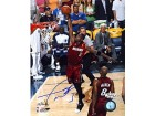 Dwyane Wade Autographed / Signed Dunk NBA Finals 8x10 Photo
