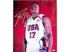 Dwight Howard Autographed / Signed 16x20 Photo- Team USA (PSA/DNA Authenticated)
