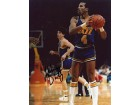 Adrian Dantley Autographed / Signed Utah Jazz 8x10 Photo
