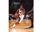 Brandon Jennings Autographed / Signed Dribbling 8x10 Photo