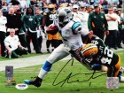 Cam Newton Autographed 8x10 Photo Carolina Panthers PSA/DNA RookieGraph Stock #27760