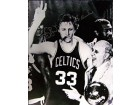 Larry Bird & Red Auerbach Autographed / Signed 16x20
