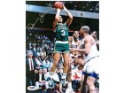 Dennis Johnson Vs. Sixers Autographed / Signed 8x10 Photo (PSA/DNA)
