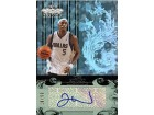 Josh Howard Signed Topps 2007 Card