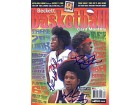Ben Wallace Darius Miles & Moochie Norris Signed Beckett Card Monthly