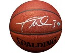 Dwyane Wade Indoor/Outdoor Basketball Autographed / Signed