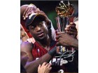 Dwyane Wade Autographed / Signed Championship Celebration 8x10 Photo