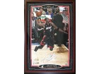 Dwyane Wade Finals MVP Autographed / Signed Framed 20x30 Photo