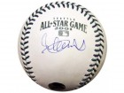 Ichiro Suzuki Autographed Official 2001 All-Star Baseball Seattle Mariners IS Holo Stock #6422