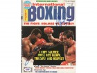 Larry Holmes & Gerry Cooney Autographed Magazine Cover PSA/DNA #Q95655