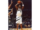 Antawn Jamison Autographed / Signed Washington Wizards Basketball 8x10 Photo