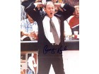 George Karl Autographed / Signed Basketball 8x10 Photo