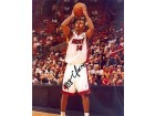 Daequan Cook Autographed / Signed 8x10 About to Shoot Photo