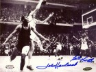 Bill Russell & John Havlicek The Steal 16x20 Autographed Photo