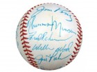 1971 AL All Stars Autographed AL Cronin Baseball With 26 Signatures Including Thurman Munson & Billy Martin PSA/DNA #I96371