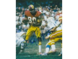 Roy Jefferson signed Washington Redskins 8x10 Photo