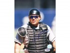 Ivan Rodriguez Autographed 8x10 Photo Detroit Tigers PSA/DNA #Q94750