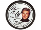 Wayne Gretzky Autographed Los Angeles Kings Hockey Puck PSA/DNA Stock #20803