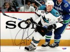 Jeremy Roenick Autographed 8x10 Photo Sharks PSA/DNA #Q48654