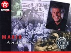 Mario Andretti Autographed / Signed Racing 8x10 Photo