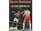 Muhammad Ali Unsigned Sports Illustrated- Mar 1 1976