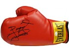 Manny Pacquiao Autographed/Signed Pacman Boxing Glove- Online Authenticated