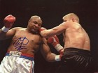George Foreman Autographed / Signed Boxing 8x10 Photo