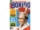 Sugar Ray Leonard Autographed / Signed International Boxing December 1979