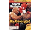 Michael Moorer Autographed / Signed Sports Illustrated November 14 1994