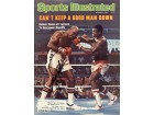 Larry Holmes Autographed Sports Illustrated - Oct. 8 1979