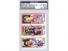 Alex English & Marques Johnson & Jeff Judkins Autographed 1980 Topps Card PSA/DNA #83316868