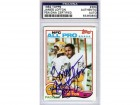 James Lofton Autographed 1982 Topps Card PSA/DNA #83363893