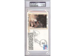 Carlton Fisk Autographed First Day Cover PSA/DNA #83378364