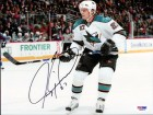 Jeremy Roenick Autographed 8x10 Photo Sharks PSA/DNA #Q48652