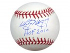 "Whitey Herzog Autographed Official MLB Baseball St. Louis Cardinals ""HOF 2010"" PSA/DNA Stock #17479"