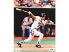 Wade Boggs Autographed 8x10 Photo Rays PSA/DNA #S35833