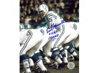 Earl Morrall signed Baltimore Colts 16x20 Photo #15 QB 1968 MVP