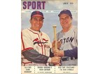 Sport Magazine July 1947 Eddie Dryer St. Louis Cardinals and Joe Cronin RedSox