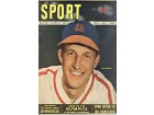 Sport Magazine August 1948 Stan Musial St. Louis Cardinals