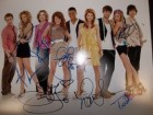 90210 Signed 11x14 Photo By Tristian Wilds / AnnaLynne McCord, Michael Steger, Jessica Lowndes, Lori Laughlin, Jessica Walter, Dustin Milligan and Shenae Grimes