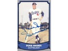 Duke Snider Autographed / Signed 1988 Pacific No. 55 Baseball Card