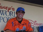 David Wright Autographed / Signed New York Mets Baseball 8x10 Photo