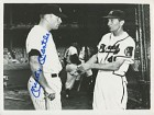 Mickey Mantle Autographed/Signed 8x10 Photo