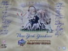 1998 World Series Champion New York Yankees Autographed 16x20 Photo With 23 Signatures PSA/DNA Stock #10711