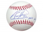 "Felix Hernandez Autographed Official MLB Baseball Seattle Mariners ""2010 AL CY"" PSA/DNA Stock #28189"