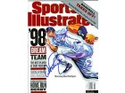 Alex Rodriguez Autographed / Signed Sports Illustrated Magazine July 6 1998