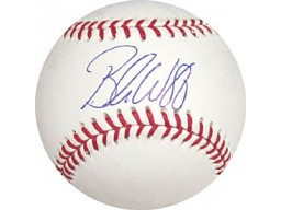 Brandon Webb Autographed / Signed Baseball