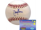 Randy Johnson Autographed / Signed Baseball (Mounted Memories)